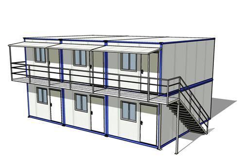 集装箱移动房有哪些优势?